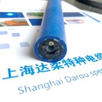 达柔供应加气管组合型电缆,加气管复合型电缆   规格可来电来图定制。