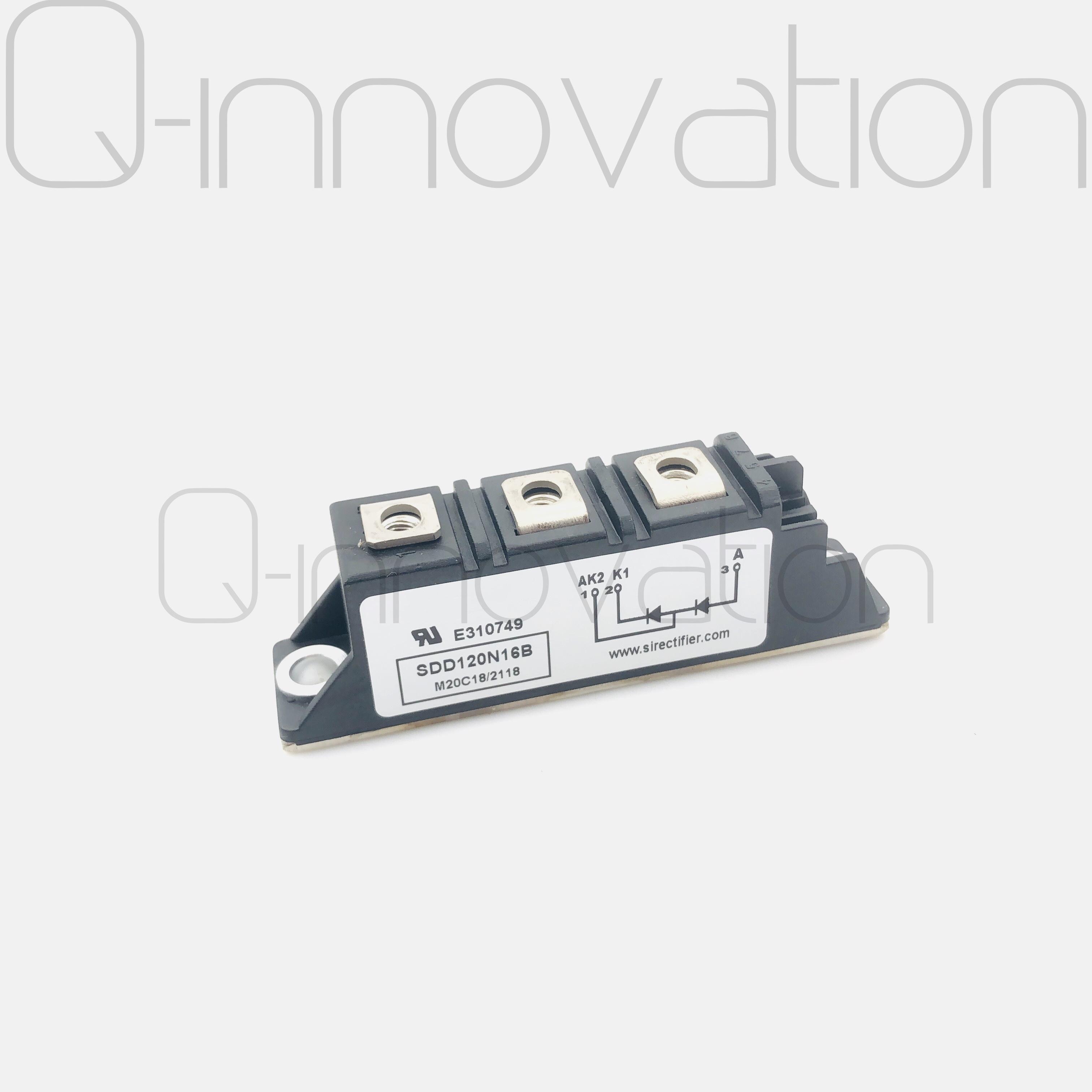 长期供应  全系列二极管SDD120N16B型号齐全 价格实惠