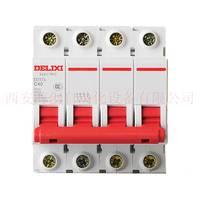 德力西电气 DZ47s 小型标准断路器 DZ47s C型 4P 40A