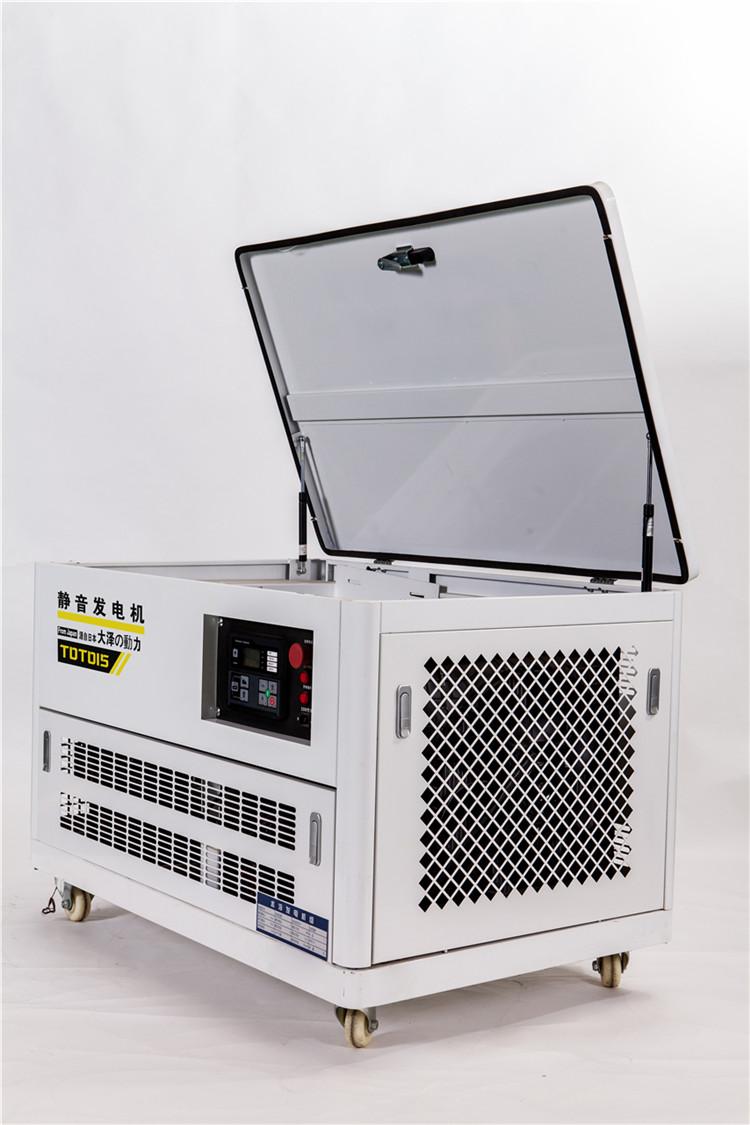 15KW四缸汽油发电机380V