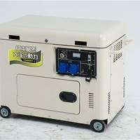 小型5千瓦车载柴油发电机