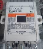 原装现货日本富士FUJI接触器SC-N4/G DC24V 110V 现货大量特价中
