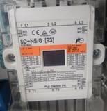 原装现货日本富士FUJI接触器SC-N5/G DC24V  110V 现货大量特价