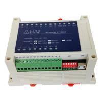 16路无线io 开关量 数字量采集模块 远距离plc控制器