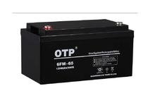 OTP蓄电池各型号大量现货6FM-65/12V65AH特价 蓄电池直销处