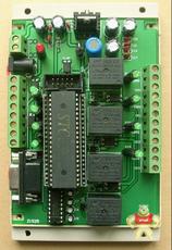 四路12V继电器控制