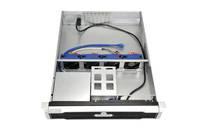 2U服务器机箱550mm工控机箱***新外观专利面板WG5502