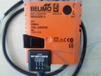 现货 BELIMO搏力谋 SRVU230-5 电动蝶阀执行器角行程电动执行器 楼宇自控汇总