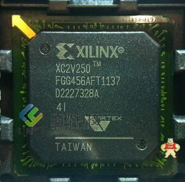 集成电路IC XILINX/赛灵思 XC2V250-4FGG456I 可编程门阵列 原装
