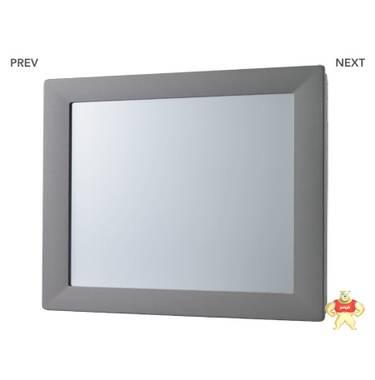 研华FPM-2120G-R3AE电阻式触摸屏12英寸SXGA液晶显示屏工业显示屏