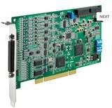 研华PCI-1706U同时8路通用 PCI总线多功能卡250kS/s的16位