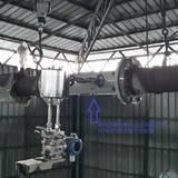 富沃得V锥饱和蒸汽流量计DN-250