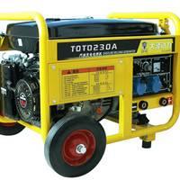 230A汽油发电电焊机/参数/图片