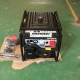 别墅照明单缸6KW汽油发电机
