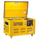 30千瓦汽油发电机TOTO30怎么使用