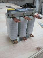 160KW變頻器配套專用450A輸出電抗器低壓三相串聯電抗器新品促銷