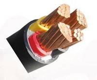 专业生产供应YJV-0.6/1V交联电力电缆