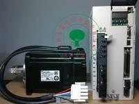 节能环保全新安川伺服电机SGMJV-08ADD6S+SGDV-5R5A01A  750W