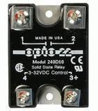 美国opto22固态继电器240D10