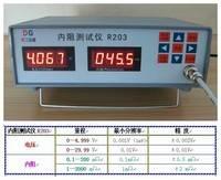 厂家在售供应 电池内阻测试仪 R203 锦创数字式电池内阻测试仪器
