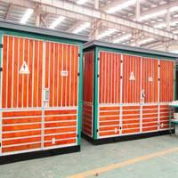 商丘YBM-1250KVA环网欧式箱变价格,景观式箱变厂家,箱式变压器厂价直销 平顶山市智信电气有限公司
