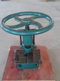 [厂家直销]冲片机 切片机 橡胶拉力试验专用哑铃型缺口制样机