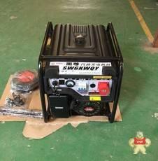 应急6KW汽油发电机