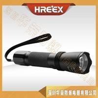 JW7622 多功能强光巡检电筒 生产厂家 JW7622防水性能好 深圳华荣防爆