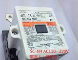 原装现货日本富士电磁交流接触器SC-N4 AC220V 110V 现货大量