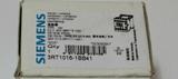 西门子低压电气SIEMENS电机控制接触器3RT1016-1BB41原装进口现货