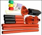 昆明三芯户外热缩电缆终端头昆明10KV电缆附件