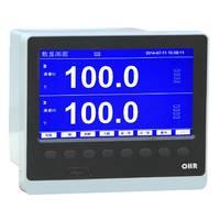 专业销售 PID调节无纸记录仪 温湿度无纸记录仪 炉温曲线记录仪