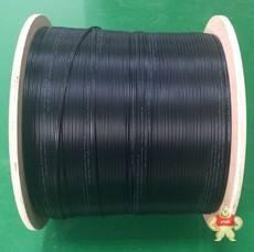 室外自承式金属加强芯皮线光缆