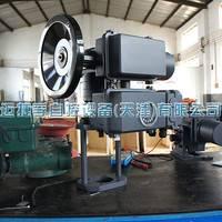 天津伯纳德直行程电动执行器A+Z160推力16000N厂家直销