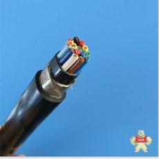 阻燃耐高温控制电缆