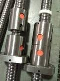 双螺母  国产批发滚珠丝杆螺母DFU2510  专业加工