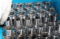 生产销售 滚珠丝杆双螺母 DFU2010滚珠丝杆螺母,坐标机器人专用
