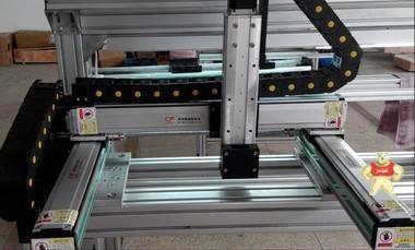 生产供应 CF75C-400线性模组 定制同步带线性模组,坐标机械手