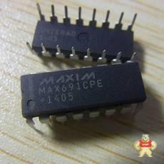 DIP-16MAX691CPE
