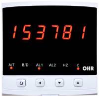 虹润仪表数码显示计数器 数显计数器 工业计数仪器