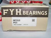 FYH轴承 日本FYH小林精工带座轴承芯子UC212等现货,假一赔十!
