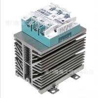 代理韩国凯昆KACON三相交流固态继电器+散热器一体型KSC-2015H
