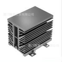 代理韩国凯昆KACON固态继电器铝合金散热器KHS080-L100 可开增票