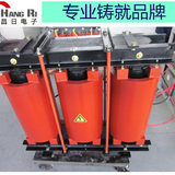 6KV三相干式高压电抗器CKSC-54/6-6 900KVAR电容补偿电抗器