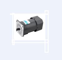 中大电机微型交直流减速机6IK180RGU-CF/6GU30K