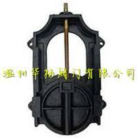 暗杆铸铁镶铜闸门