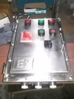 不锈钢防爆箱   不锈钢防爆控制箱  304不锈钢防爆接线箱