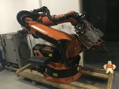 二手库卡机器人 二手库卡点焊机器人 KR210