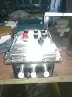 不锈钢防爆控制箱   304不锈钢防爆控制箱