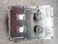 不锈钢防爆动力箱   BKX不锈钢防爆动力箱